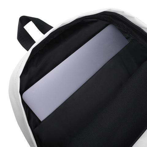 """SMASH THE LIKE BUTTON BUT DON'T BREAK YOUR COMPUTER"" Backpack"
