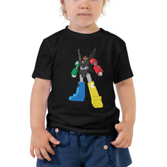 Altcoin Mech Toddler Short Sleeve Tee