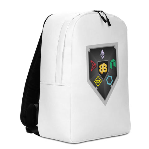 Bitboy Shield Minimalist Backpack