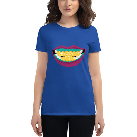 Bitboy Grill Women's short sleeve t-shirt