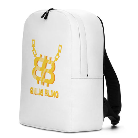 Bling Minimalist Backpack