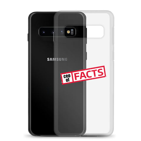 Ceo of Facts Basic Samsung Case