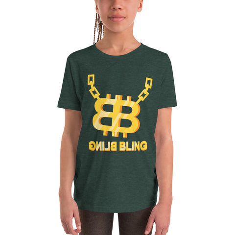 Bling Youth Short Sleeve T-Shirt