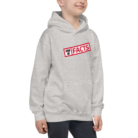 Ceo of Facts Basic Kids Hoodie