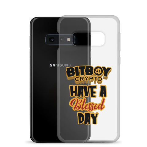 Bitboy Have a Blessed Day Samsung Case