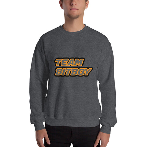 """TEAM BITBOY"" Sweatshirt"