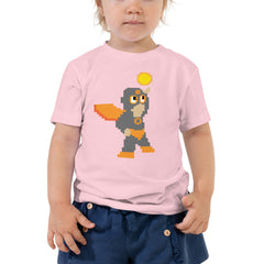 8-Bitboy Toddler Short Sleeve Tee