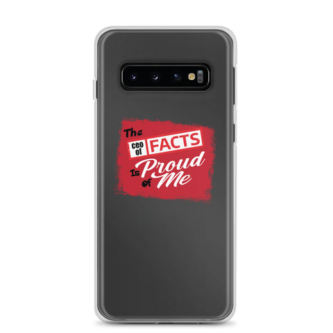 """The CEO Of Facts Is Proud Of Me"" Samsung Case"