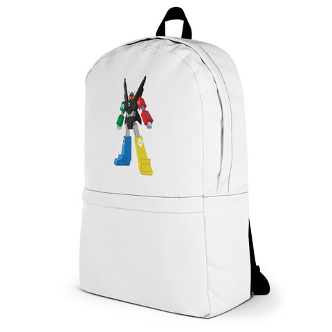 Altcoin Mech Backpack