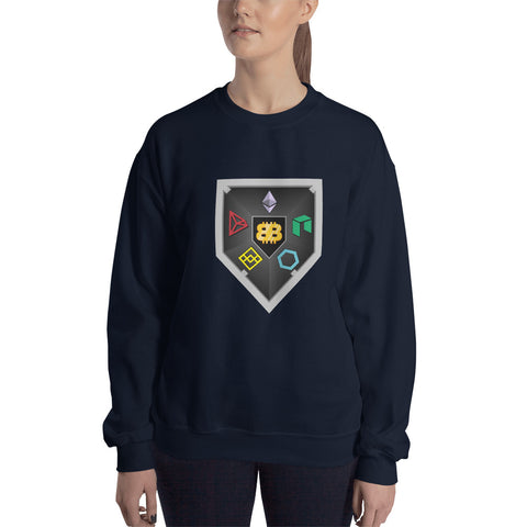Bitboy Shield Sweatshirt