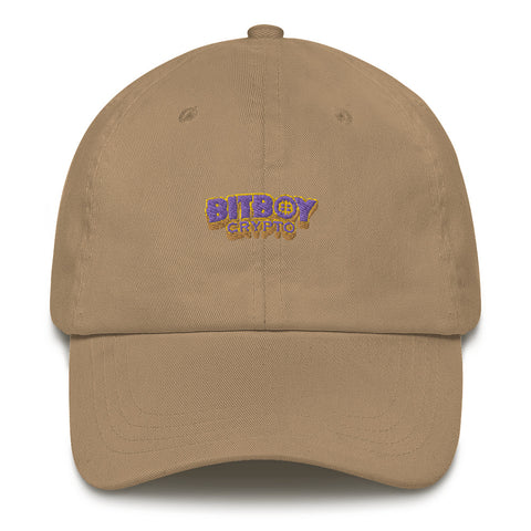 BitBoy Crypto Basic Dad hat