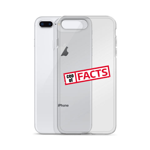 Ceo of Facts Basic iPhone Case