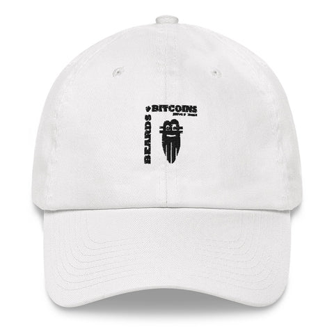 Beards & Bitcoins Basic Dad hat