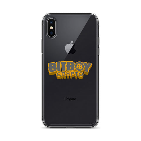 BitBoy Crypto Basic iPhone Case