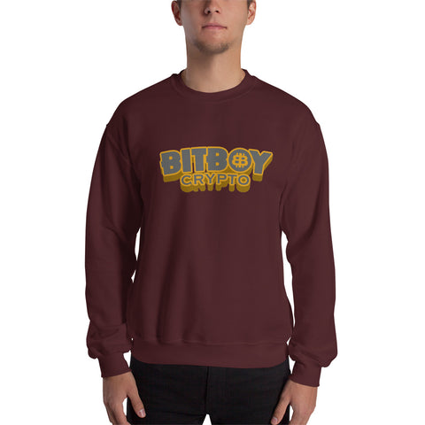 BitBoy Crypto Basic Sweatshirt