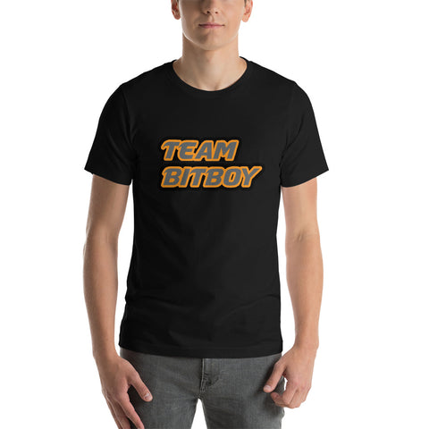 """TEAM BITBOY"" Short-Sleeve T-Shirt"