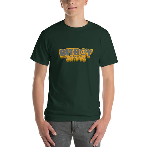 BitBoy Crypto Basic Short Sleeve T-Shirt
