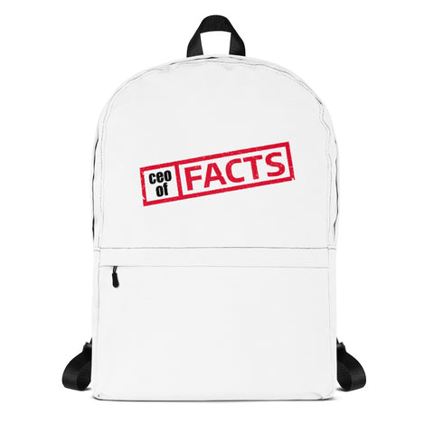 Ceo of Facts Basic Backpack