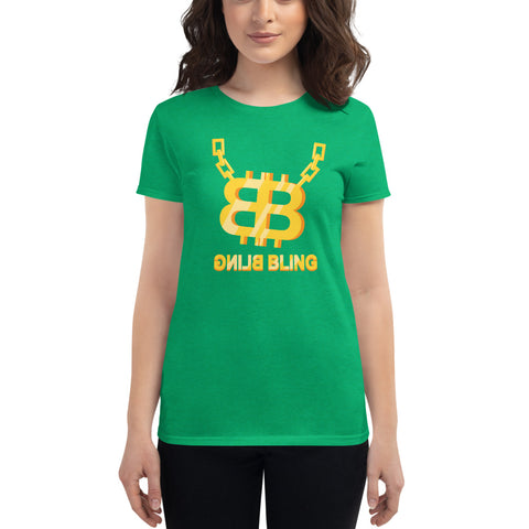 Bling Women's short sleeve t-shirt