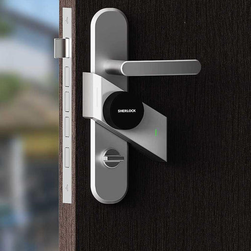 Fingerprint Smart Door Lock - Gadetholic