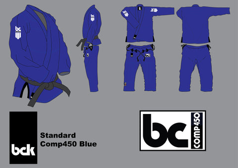 Comp450 Blue Standard - New