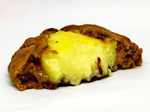 Portuguese Egg Tart Cookie