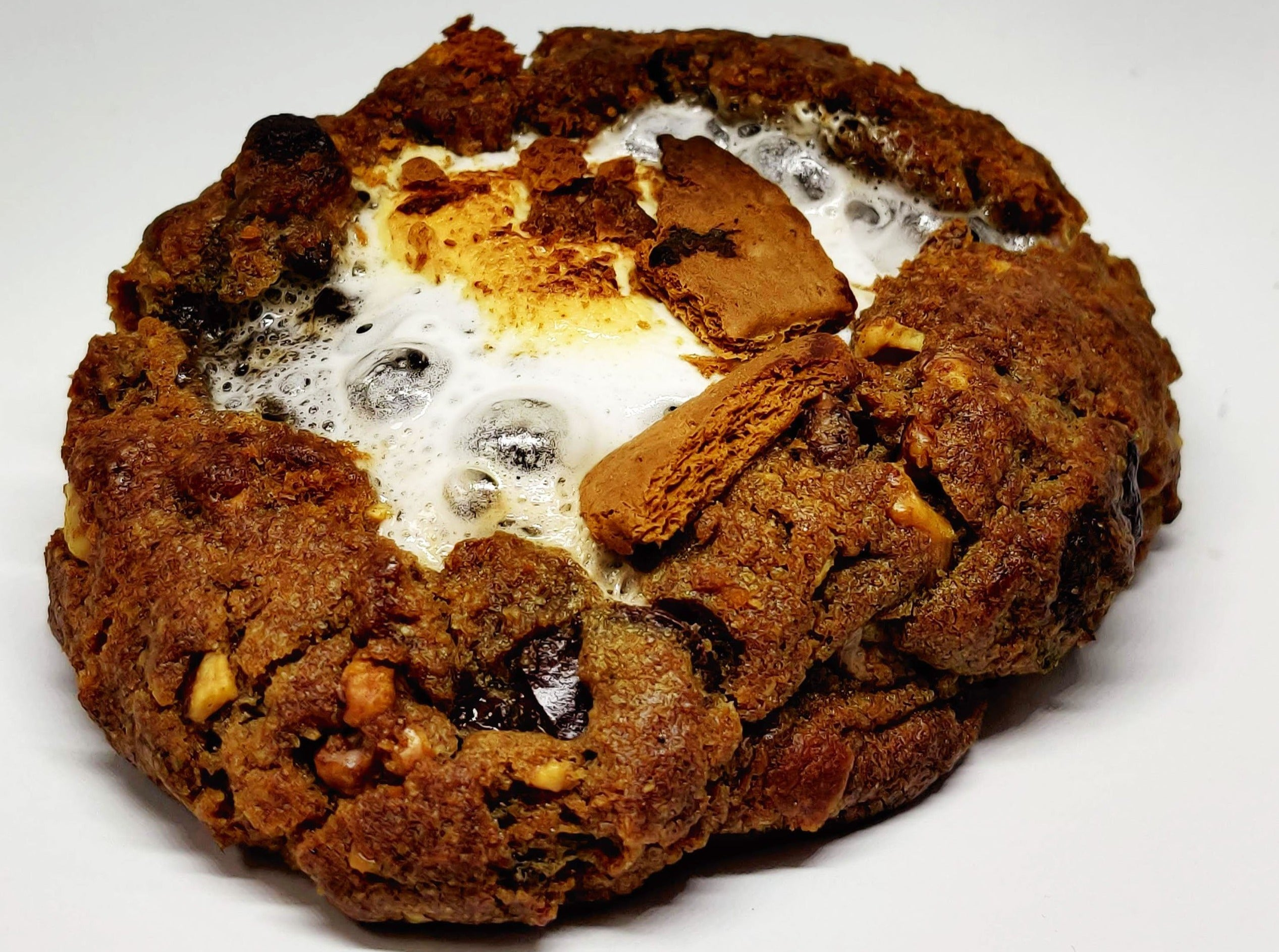 Spiced S'mores Cookie