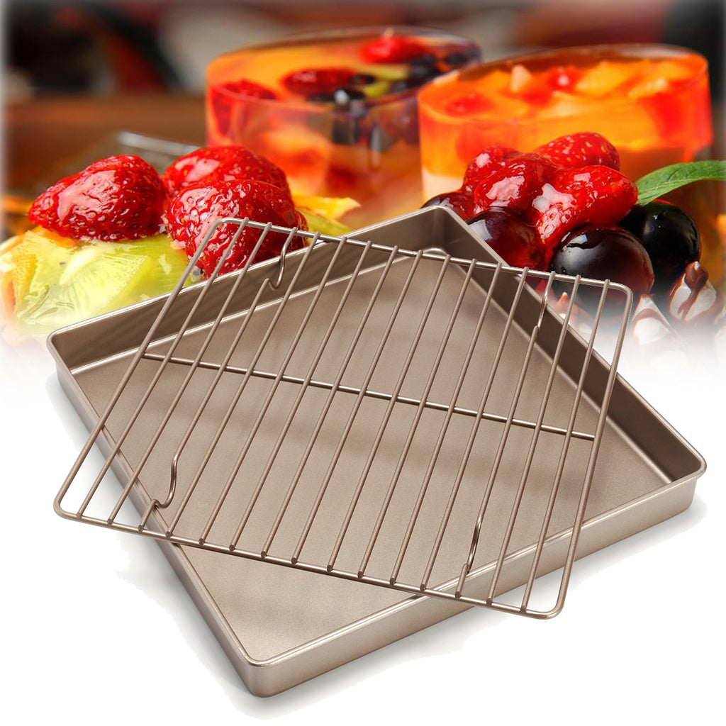 Kitchen Cooling Rack Bread Holder Stand Baking Cake Pan Tools