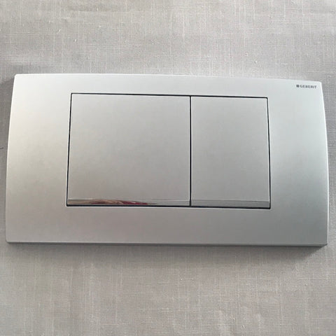 Geberit  Dual Flush Button Plate for UP170 Concealed Cistern ATS5029