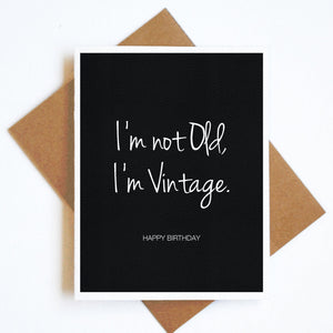 I'm Vintage - The Boutique by Sour Apple Beauty Bar