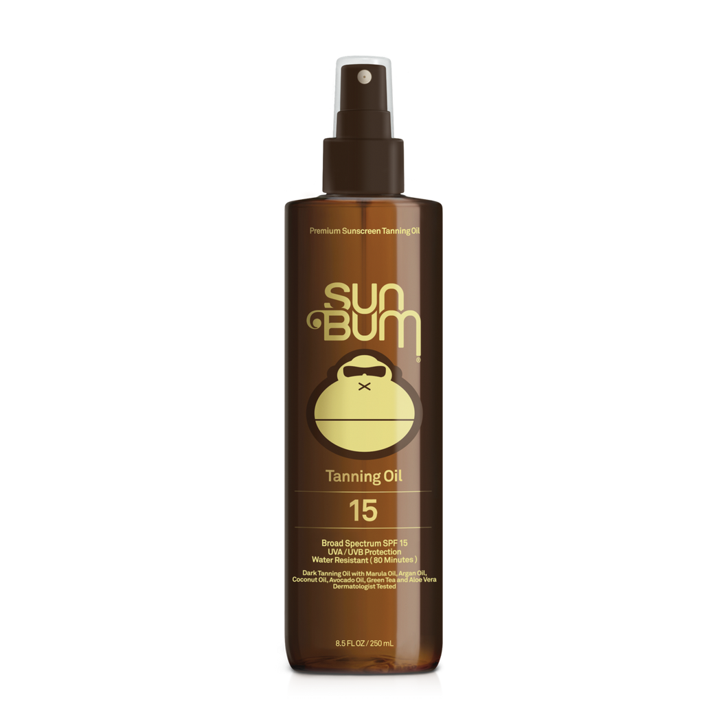 SPF 15 Sunscreen Tanning Oil - The Boutique by Sour Apple Beauty Bar