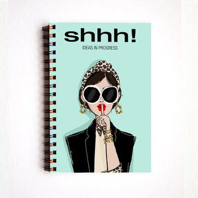 Secret Style Notebook - The Boutique by Sour Apple Beauty Bar