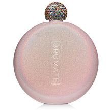 Load image into Gallery viewer, GLITTER FLASK | BLUSH