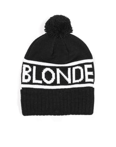"The ""BLONDE"" Toque 