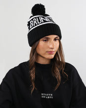 "Load image into Gallery viewer, The ""BRUNETTE"" Toque 