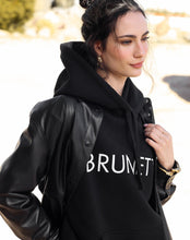"Load image into Gallery viewer, The ""BRUNETTE"" Classic Hoodie 