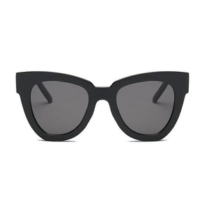 HAYLEY | Shady Lady Sunglasses - Black - The Boutique by Sour Apple Beauty Bar