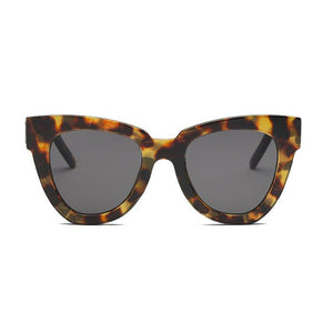HAYLEY | Shady Lady Sunglasses - Tortoise - The Boutique by Sour Apple Beauty Bar