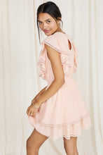 Load image into Gallery viewer, Summers Eve Ruffle Dress - The Boutique by Sour Apple Beauty Bar
