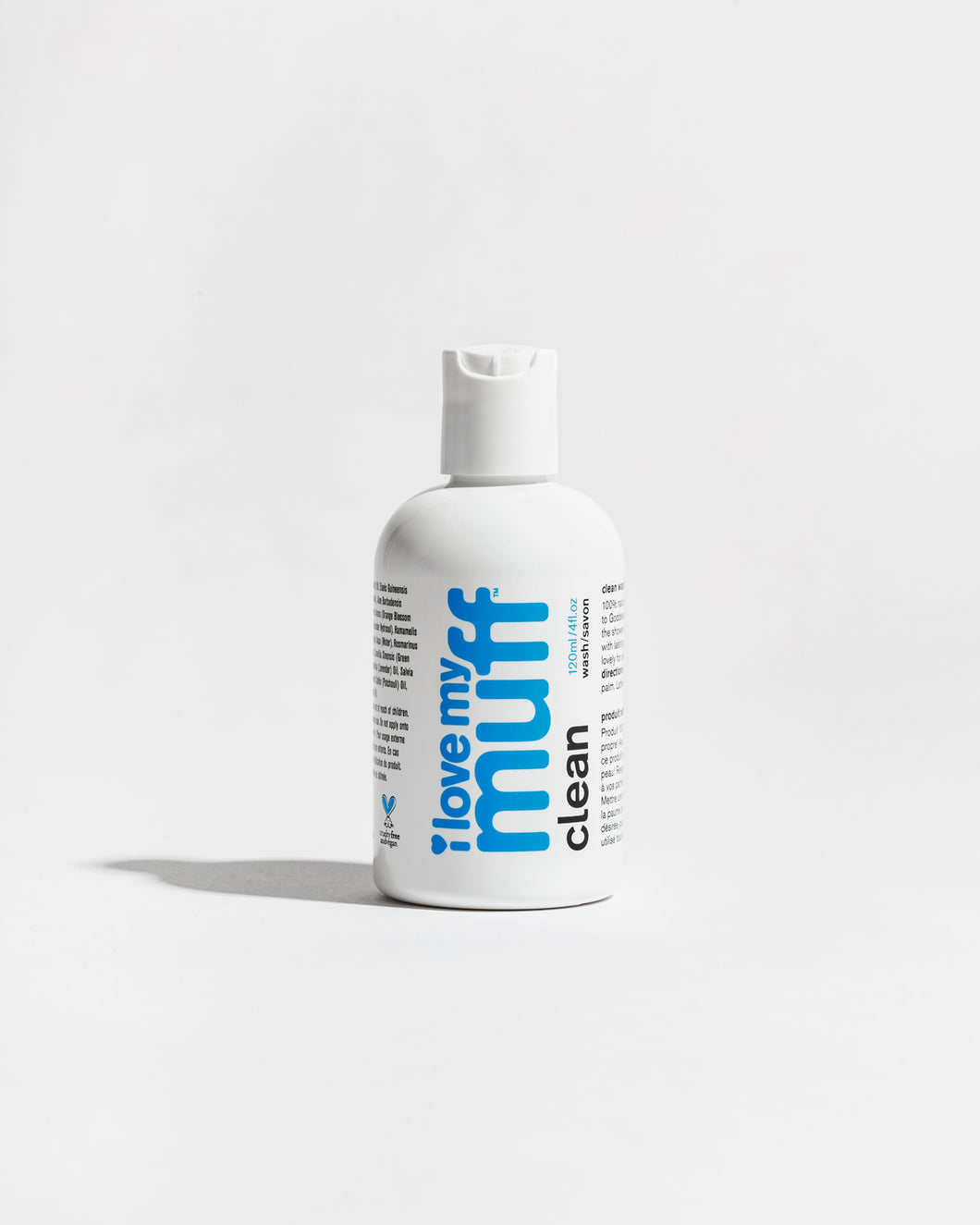Blue Clean: Wash | I Love my Muff - The Boutique by Sour Apple Beauty Bar