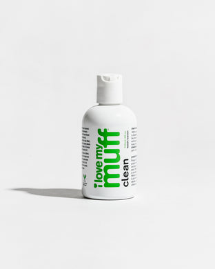 Green Clean: Wash | I Love my Muff - The Boutique by Sour Apple Beauty Bar