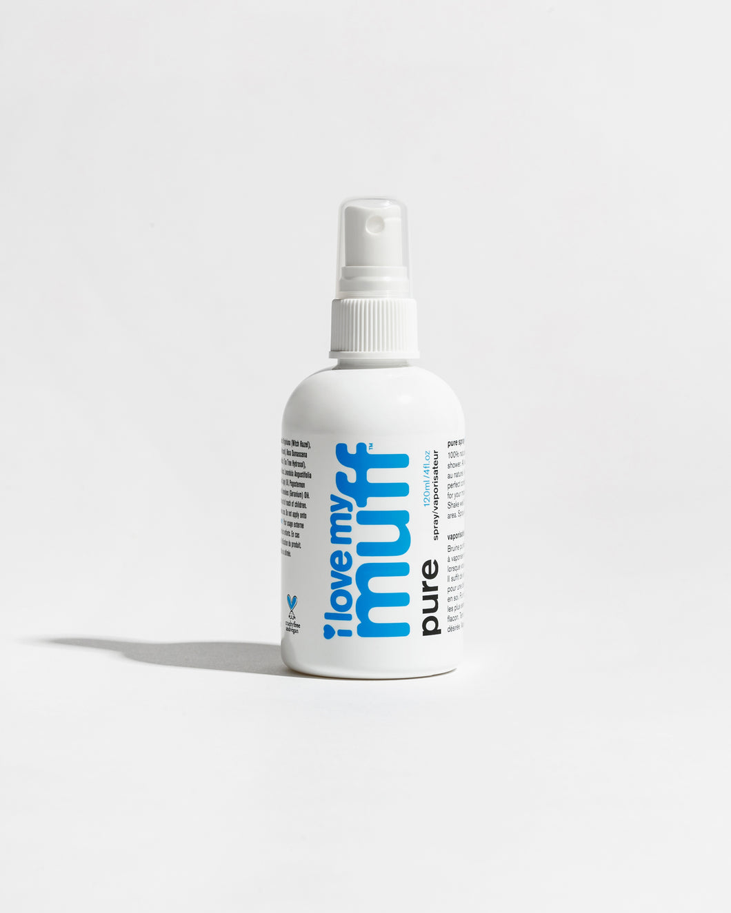 Blue Pure Spray| I Love my Muff - The Boutique by Sour Apple Beauty Bar