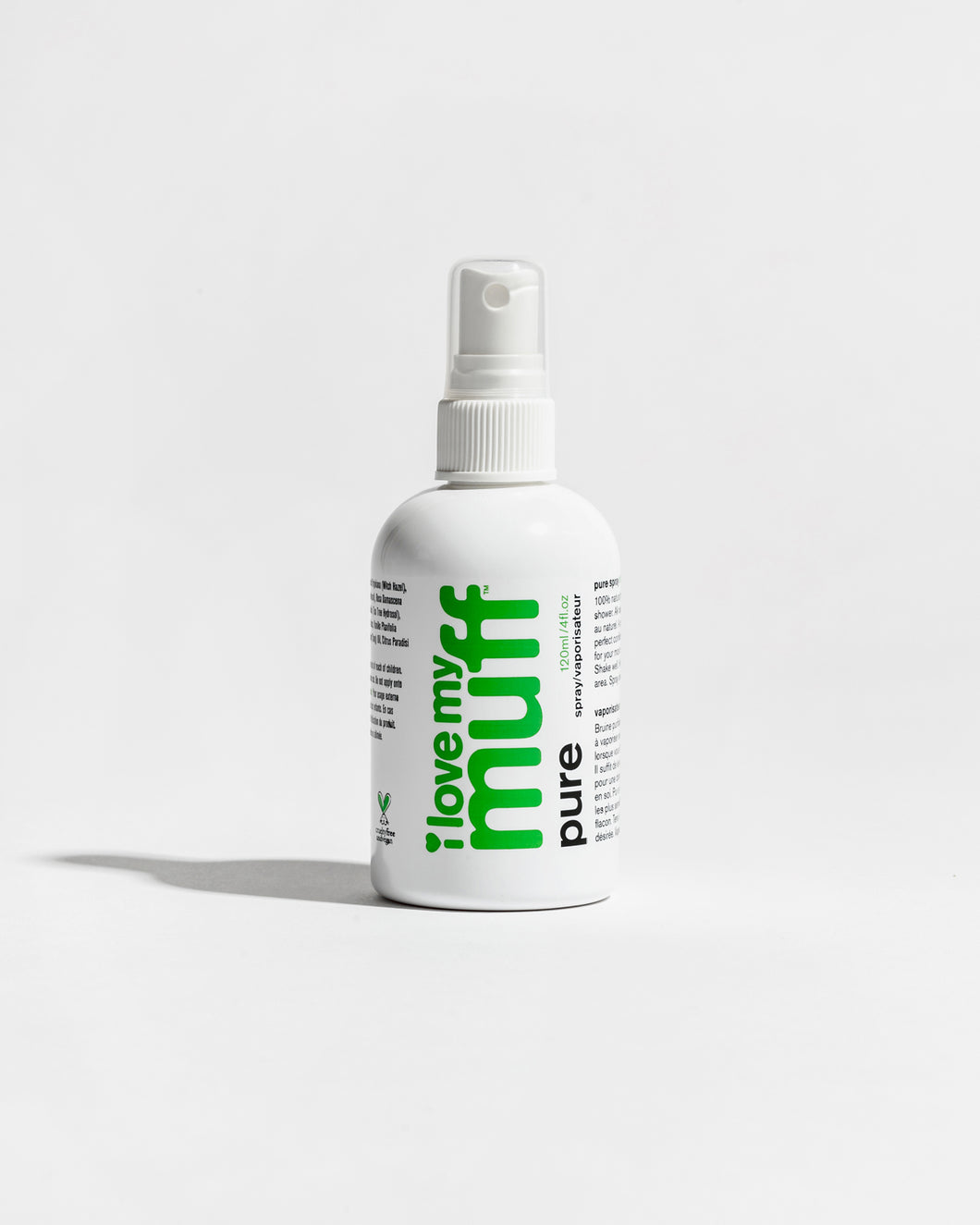 Green Pure: Spray | I Love my Muff - The Boutique by Sour Apple Beauty Bar