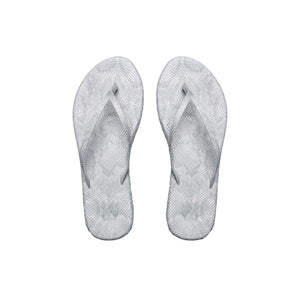 LUX REPTILE ICE- Malvados Flip Flops - The Boutique by Sour Apple Beauty Bar