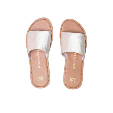 TAYLOR PLUSH SOHO- Malvados Sandals - The Boutique by Sour Apple Beauty Bar