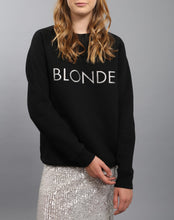 "Load image into Gallery viewer, The ""BLONDE"" Classic Crew Neck Sweatshirt 
