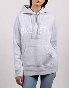 "The ""BRUNETTE"" Classic Hoodie 