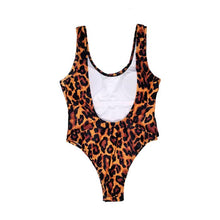 Load image into Gallery viewer, ZAMBIA  Leopard | Shady Lady Swimwear - The Boutique by Sour Apple Beauty Bar