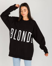 "Load image into Gallery viewer, The ""BLONDE"" Big Sister Crew Neck Sweatshirt 