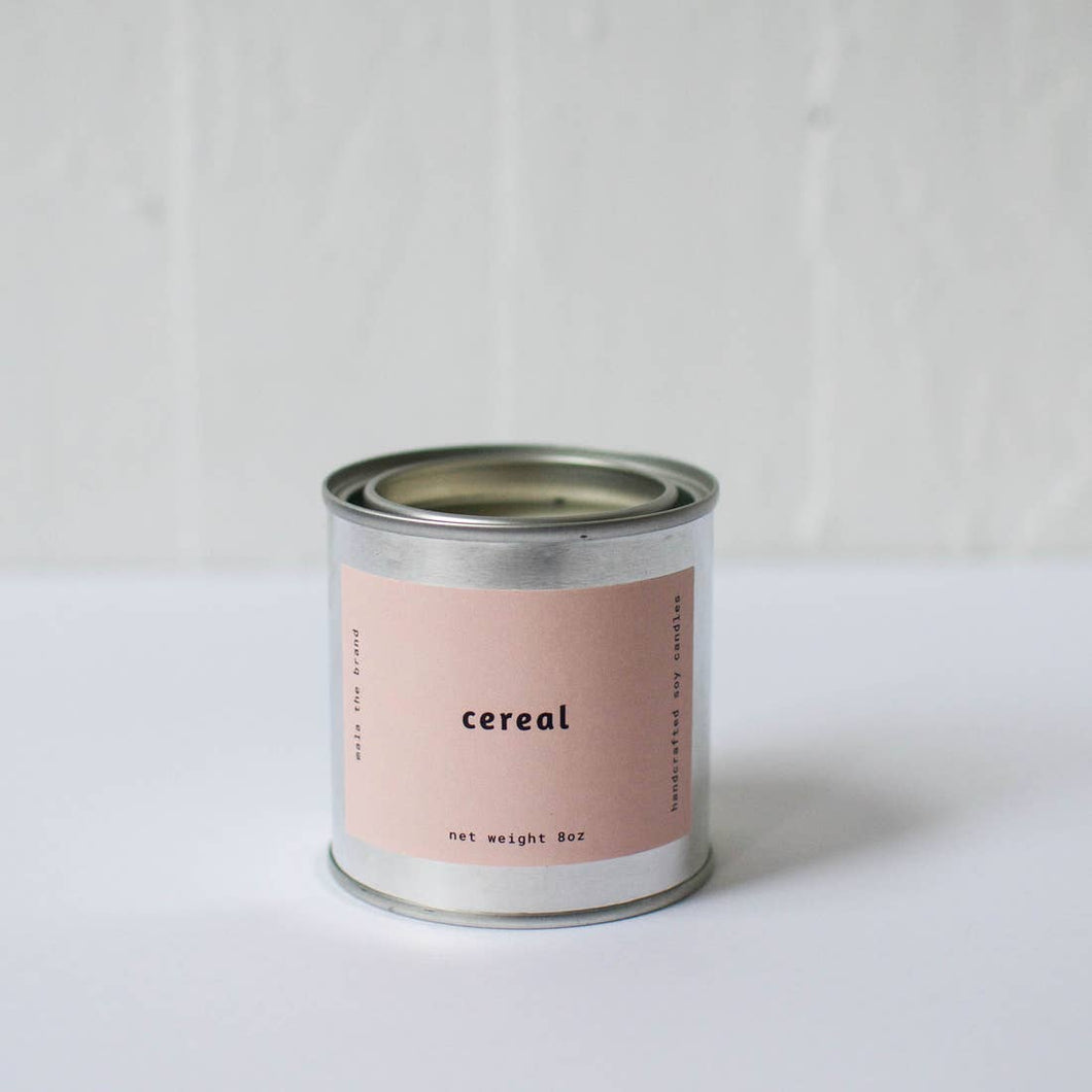 Cereal | Citrus + Berry + Lemon Candle